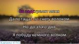 Леонидов Максим Волки Караоке версия Full HD