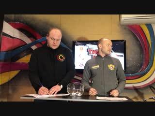 Жеребьевка 1-го Фестиваля хоккея среди любительских команд Тулы и Тульской области