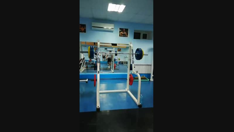 Присед 130 кг. 28.11.18