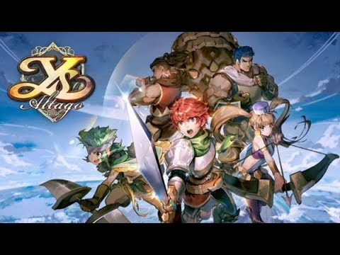 YS Altago android game first look gameplay español