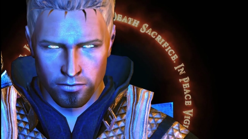 Dragon Age Origins - We Will Rock You