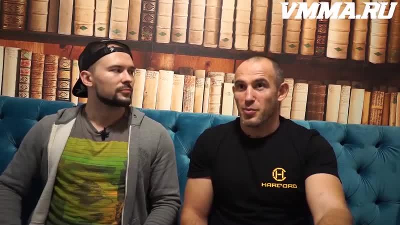 Интервью с Алексеем Олейником
