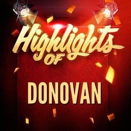 Donovan альбом Highlights of Donovan