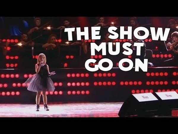 Ярослава Дегтярёва – The Show Must Go On (Юбилейный концерт Сергея Жилина и оркестра Фонограф)