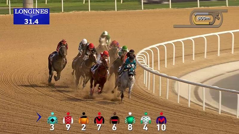 Race 6 Dubai Golden Shaheen Sponsored By Gulf News