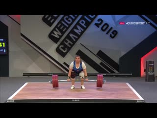 European_weightlifting_championsip_2019_-_tatiana_kashirina