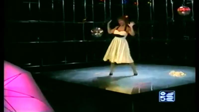Dorine Hollier Tonight Crazy Night Live 1984 HD