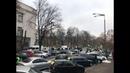 Евробляхери повністю заблокували трасу Київ Одеса