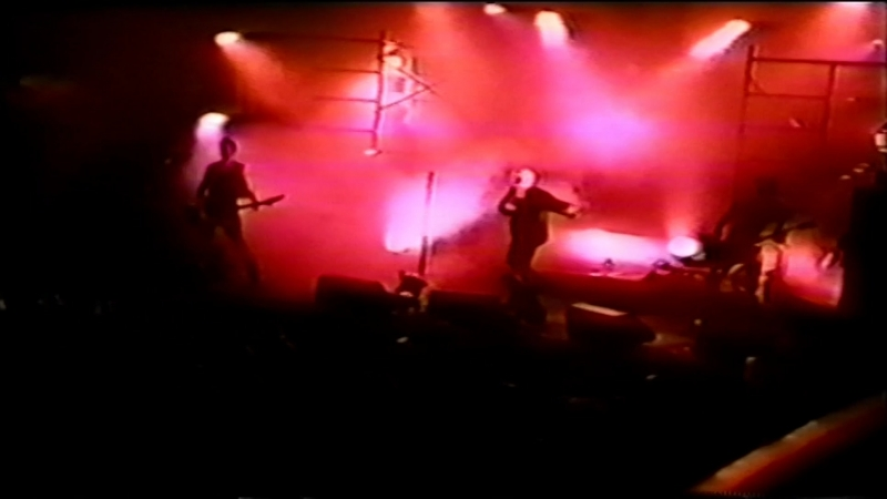 The Sisters Of Mercy – Ribbons – Dark Harvest Festival Electric Factory, Philadelphia, Usa.