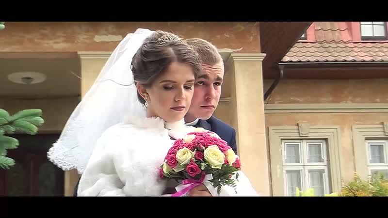 весільна прогулянка наречених Андрія та Маряни