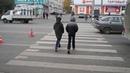 Наезд на пешехода. Труп. Маршрутка.