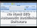 How To Download No Hand SEO Automatic Backlink Software