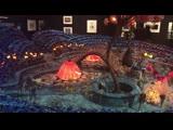 Коралина в стране кошмаров: декорации