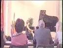 Armine Grigoryan , International piano competition Roma 2003