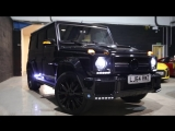 Mercedes G63 Brabus's 700bhp AMG - In Depth Review Interior Exterior, Startup En