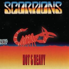 Scorpions альбом Hot & Heavy