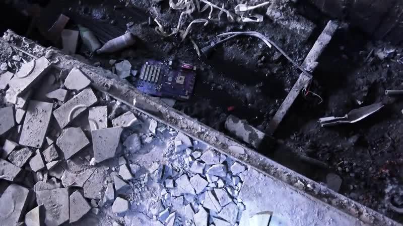 Трэш Сталк 24 ( Завод Силикатного Кирпича )