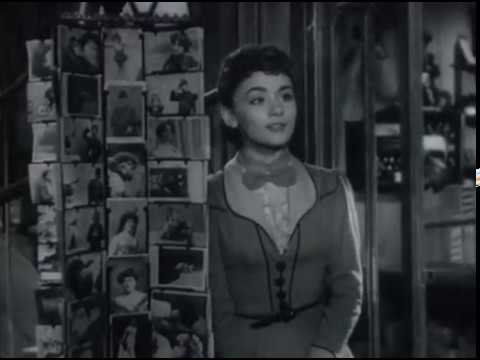 Бурвиль - французская ретро-комедия «Микетта и ее мать» 1950 г.
