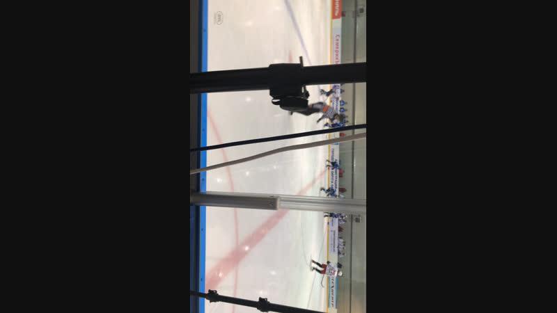 Зарайский ледовый спортивный комплекс — Live