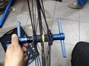 Пополнение инструмента. Набор для запресовки подшипников в колеса.  Очень полезная вещь!