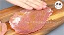 Любое мясо по этому рецепту получается невероятно вкусным Отбивные в духовке