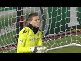 122 CL-2010/2011 Manchester United - Valencia CF 1:1 (07.12.2010) HL