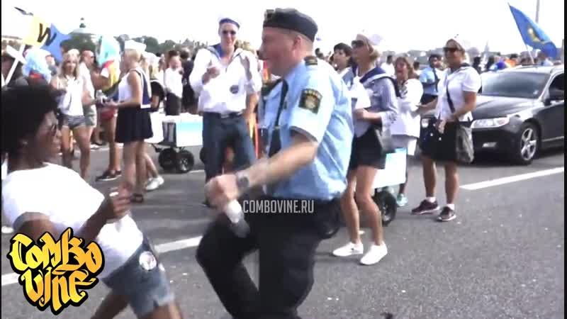 Товарищь полицейский