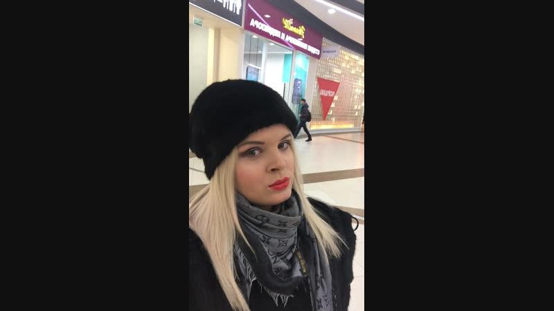 Анна Одегова Live