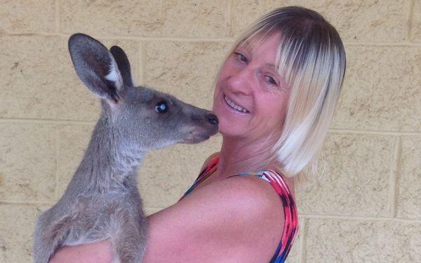 Живущая в Австралии семья Смитов на протяжении 15 лет заботилась о кенгуру, забредающих на их земли, и животные вели себя миролюбиво, но недавно мужу Джиму и жене Линде досталось от самца ростом за 180 см. Кенгуру напал на Джима и повалил на землю. Когда