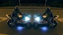 Moto action. Tyumen. Sony a7s