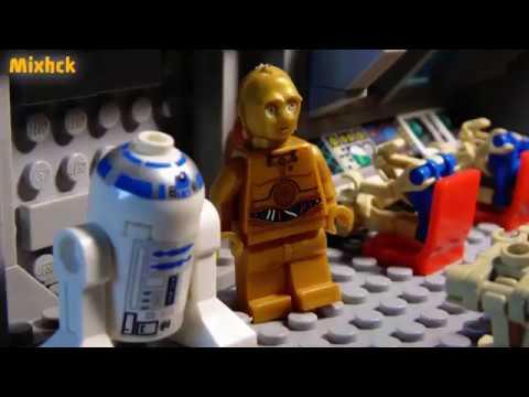 [Lego] Странная погоня дроидов