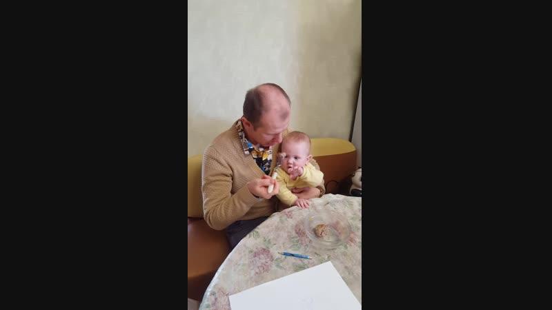 Федя и котлета