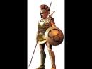 Сказочка про 300 спартанцев...