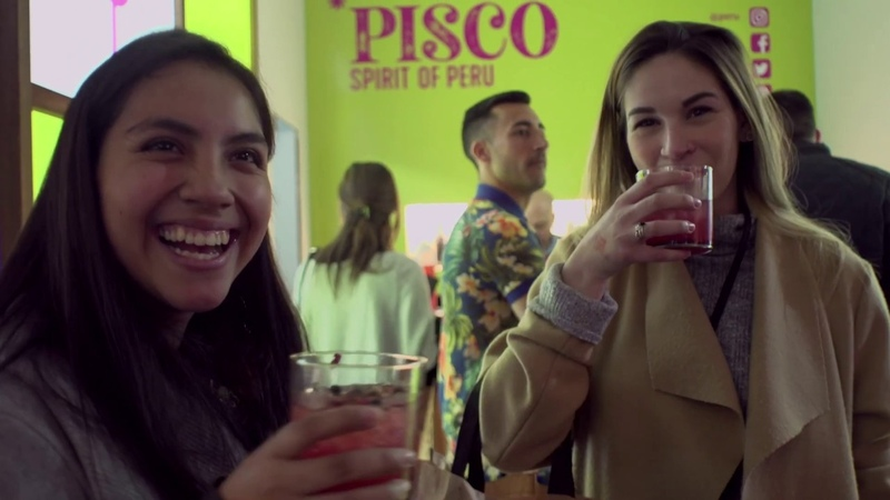 Pisco Spirit of Peru en Madrid Fusión
