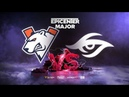 Virtus.pro vs Team Secret, EPICENTER Major, bo3, game 3 [Smile Eiritel]
