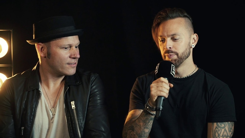 Bullet For My Valentine - Never Have I Ever Interview @ Rock am Ring 2018   Live Nation GSA