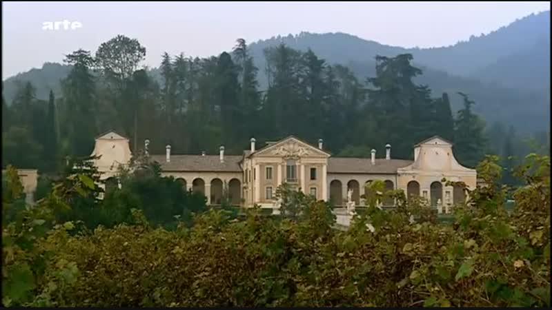 La villa Barbaro dAndrea Palladio