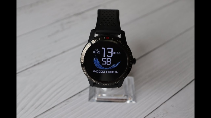 Smart Watch Смарт Часы Lemfo T1 Обзор функций
