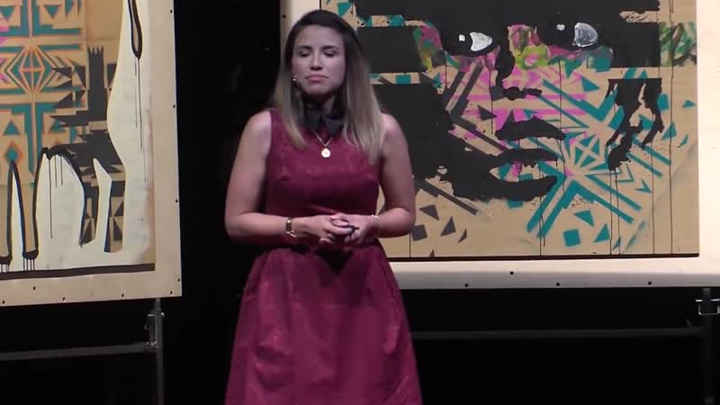 One SHERO at a time- Creating the path for minority women to succeed - Cindy Nava - TEDxABQ