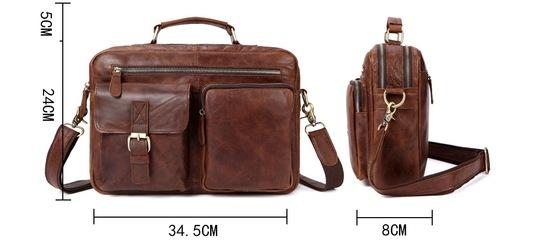 6f99f85bf978 OGRAFF кожаная сумка мужская через плечо сумасшедшая лошад сумка мужская  натуральная кожа большая су.