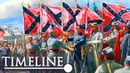 The Southern Cross The Confederacy's First Battle Flag Civil War Documentary Timeline
