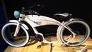 2019 Ruff Cycles The Ruffian Cruiser Electric Bike Walkaround 2018 Eurobike
