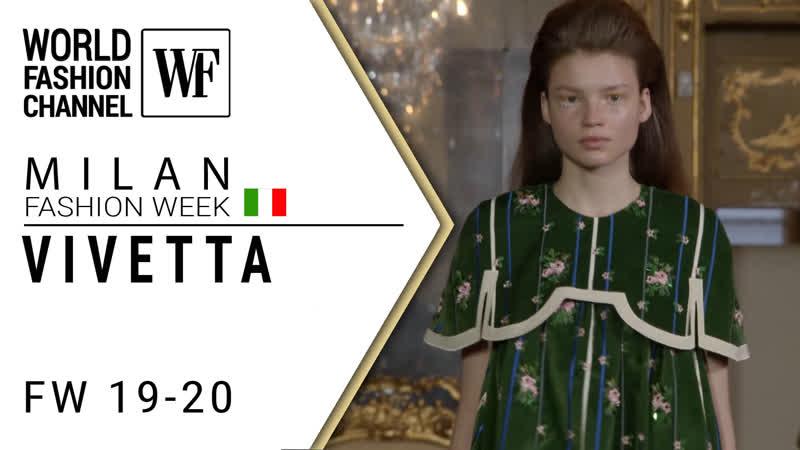 Vivetta Fall-Winter 19-20 | Milan Fashion Week