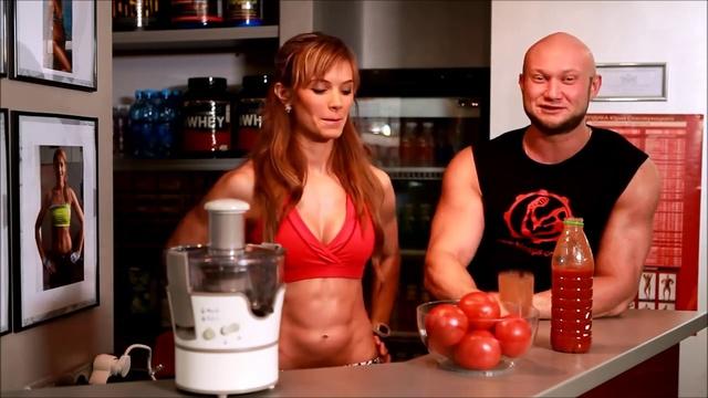 Диета для похудения - 525. Польза томатов и овощей. Правильное питание. Диета