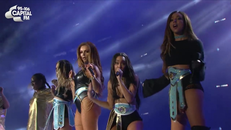 Little Mix Shoutout To My Ex Live At Capital's Jingle Bell Ball 2016