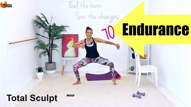 INTERVAL WORKOUT Total Body WORKOUT Barlates Body Blitz Endurance 70 Total Sculpt