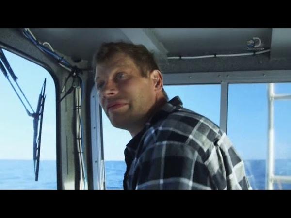 Золотая лихорадка Берингово море 7 сезон 3 серия на русском