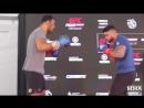 Antonio Rogerio Nogueira UFC Sao Paulo Open Workouts Complete - MMA Fighting