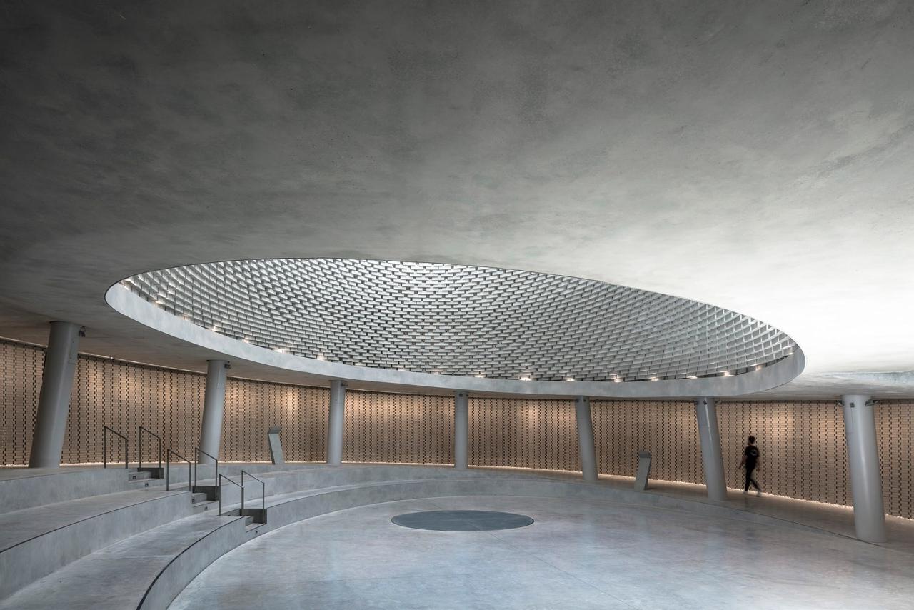 Kimmel Eshkolot Architects/Мемориал в Израиле