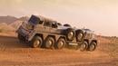 THE LARGEST SUV IN THE WORLD! (Built by Sheikh Hamad Bin Hamdan Al Nahyan)
